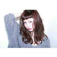 短め前髪がかわいい!  かっこいいと可愛いの素敵なハーモニー✨ Respia Natura所属・北岡菫のスタイル