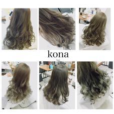 ✨グレー系カラー✨まとめました♪ Kona大名所属・外国人風といえば、ハナオカ キョウスケのスタイル