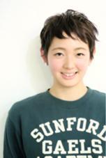 遊び心のナチュラルベージュ m.slash所属・大木瑶子のスタイル