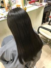 フルカラー+3Stepトリートメント✨ hair space coco 練馬店所属・難波れおのスタイル