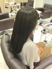 ☆☆☆ネイビーブルージュ☆☆☆  オフィスでもOKなダークトーン。 暗めの設定でも透明感がでるので 重く見せたくない、という方にオススメです(*^o^*) aile Total Beauty Salon生駒本店所属・HayashiKanakoのスタイル