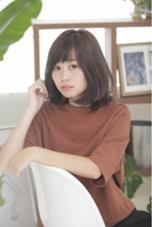 Hair&Make   equri所属・中本安菜のスタイル