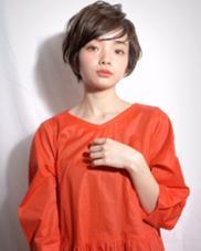 マッシュウルフヘアー! CHIC 大宮東口店所属・丸山博史のスタイル