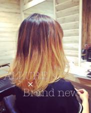 hair  make Brand new所属・村尾享祐のスタイル