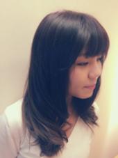 グラデーションカラー  松本平太郎美容室銀座パートII所属・飯森絵理のスタイル