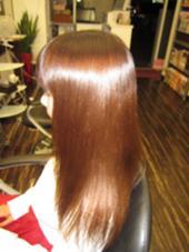 平日限定髪質改善カラー【¥4900】 ヘアメイクジェルム所属・花岡宏美のスタイル