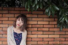 トリプルカラーで透け感抜群ハイライトカラー☆ angelgaff原宿所属・中島勝吾のスタイル