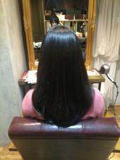 セミロング 自然な内巻きの髪がキレイに見えるカットが得意です(^_^)!