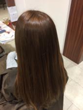 hair&dayspa   AGU所属・佐藤茉那のスタイル