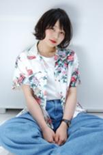 撮影 TONI&GUY静岡サロン所属・海野健造のスタイル