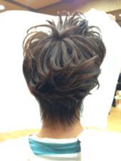 hair flower所属・根岸徳之のスタイル