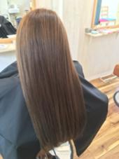 ラベンダーアッシュ⭐️  淡く白い発色が可愛さをUP⭐️ hair salon lehua所属・藤原まさとのスタイル