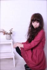 Hair and Make kiyoshi所属・小原良之のスタイル