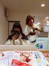 幼なじみで名古屋から来てくれました♪ hair musee 柱店所属・山本夏菜のスタイル