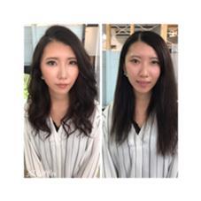 ※メイクアドバイスコース Before→After  Flair.4&M Lip Rei(マリップレイ)所属・Flair.4M Lip reiのフォト