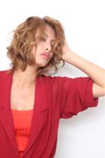 最高にクールなスタイル。  強さの中に、しっかりとある女性らしさを感じてください。 ザナドゥー上野店所属・船橋紀朗のスタイル