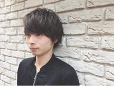 無造作hair. JUNES HARAJUKU所属・stylistはるかのスタイル