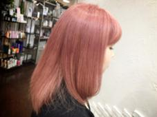 pink beige Peer Spot所属・高橋豊のスタイル