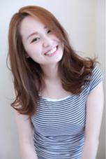 外ハネカジュアルスタイル☆ サコウアンナのスタイル