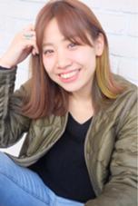 ポイントカラーもオススメ★☆ CHIC横浜 山下あやか CHIC横浜所属・山下礼華のスタイル