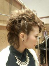 CHEERS for hair所属・高城雪のスタイル
