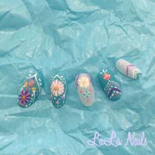 メキシカン刺繍ネイル LaLa Nails所属・中山梢のフォト