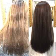 ハイダメージから美髪♻️   #tuuli #生まれ変わります #煌水 #お悩み解決 tuuli所属・スギシマリサのスタイル