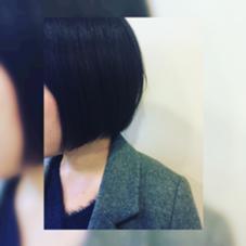 ARTICAL   HAIR所属・原野豊のスタイル