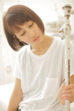 着飾らない自然で柔らかなスタイル MODE K's    心斎橋店所属・斉藤千紗のスタイル