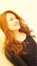 ふわっふわっ風にセット☁️ m.slash所属・佐藤晴香のスタイル