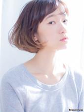 シンプルボブ★ neolive capu所属・川久保孝徳のスタイル