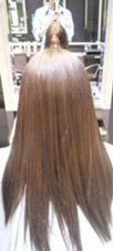 カラーモデルさんのお写真です。 ヘアリゾートai 亀戸店所属・鈴木力也のスタイル