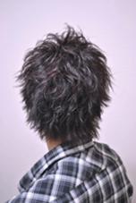 スパイキーショート☆ BLAZE本店所属・大庭誠加津のスタイル