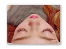 #マツエク#ボリュームラッシュ#3Dラッシュ#フサフサ#外国人風 hair&make  NOISM ekahi所属・徳永ひなたのスタイル