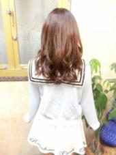 モテふわ☆ U-REALM  otto新宿所属・前髪スペシャリスト東直宙のスタイル