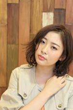 ルーズボブ STYLE hair所属・ツチダアキヒロのスタイル