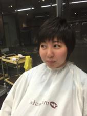 美容室モデスト所属・大鶴和慶のスタイル