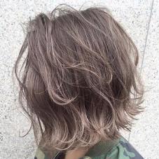 ホワイトハイライト freelanceのヘアスタイル・ヘアカタログ