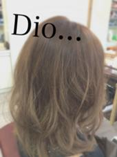 Dio...所属・森下友のスタイル