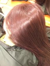 mazele HAIR所属・LE VU.のスタイル