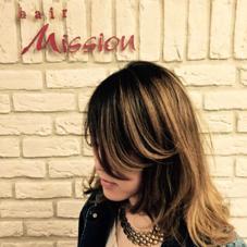S/Sトレンド グラデーションカラー hair Mission所属・SasakiRuiのスタイル