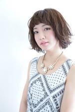 トレンドの外はねボブ☆ LOVELEY所属・古川洋一郎のスタイル