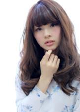 ローグラデーション×ナチュラルロング hair  MIssion Rodeo所属・亀村彰良のスタイル