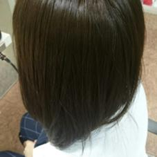 アッシュマット Hair ARKS上大岡店所属・高橋えりかのスタイル