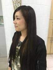 インナーカラーとハイライト M・SLASH東戸塚店所属・高橋李奈のスタイル