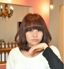 艶色ミディ☆ lotus hair works所属・吉村升吾のスタイル