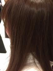 海外でも人気のイルミナカラー LOUVRE total beauty所属・山根宜子のスタイル