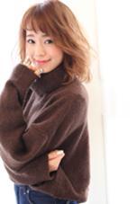 hair&make noism所属・noism   店長秋山友貴のスタイル