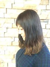 グラデカラー、可愛いですよね( ´ ▽ ` )ノ グランデュール バイ エニーハウ所属・平内和成のスタイル
