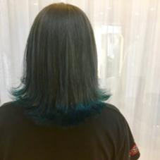 透き通った綺麗な髪色に♪ダブルカラー(1dayトリートメント付)